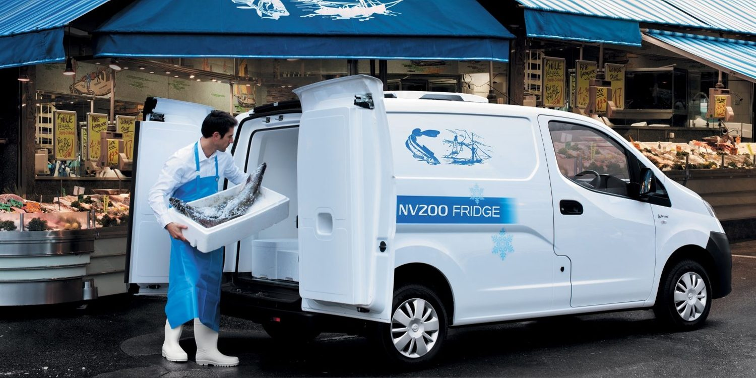 Van | Nissan NV200 | Refrigerated conversion