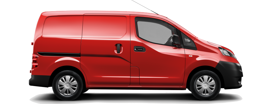 Nissan Nv200 Side View