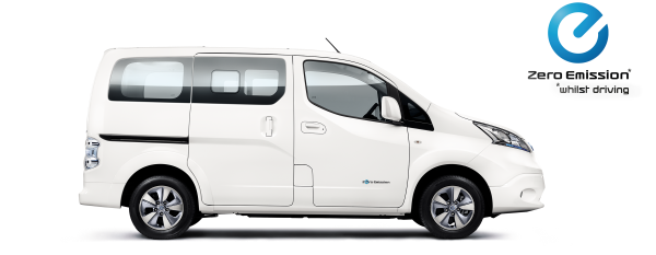 Nissan E-NV200 Combi 40KWH 80KW Evalia 7 Seat
