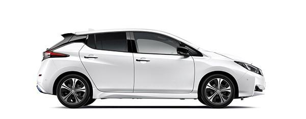 Simply Amazing New Nissan Leaf 100 Electric Car Nissan