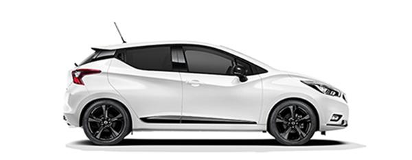 Nissan Micra IG-T 92 N-Sport