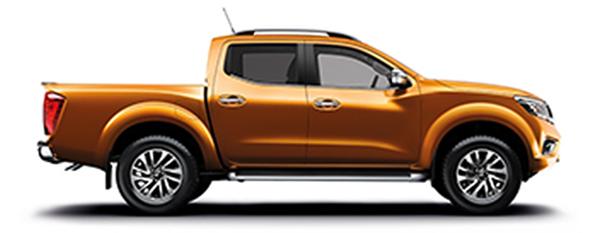 2018 Nissan Navara | 4x4 Pick-Up Truck | Nissan