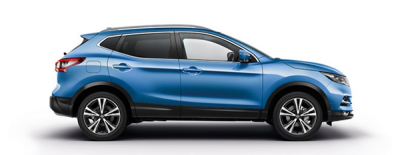 New Qashqai 1.5 dCi Tekna with Glass Roof