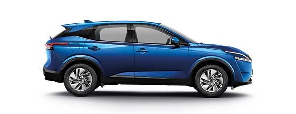 All-New Nissan Qashqai 1.3 DiG-T 140 PS Mild Hybrid Manual Acenta Premiumk