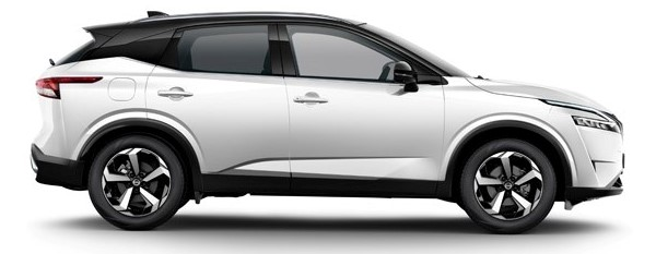 All-New Nissan Qashqai 1.3 DiG-T 140 PS Mild Hybrid Manual Tekna