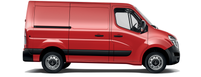 Nissan NV400 - Sideview