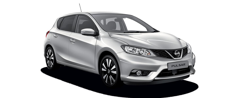 Nissan Pulsar | Hatchback | Family Car | Nissan