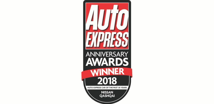 Auto Express Award Winner 2018