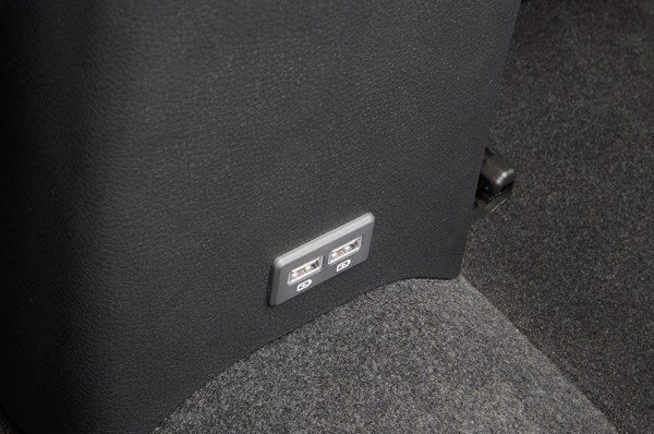 Platinum Edition Rear USB Sockets For The Second Row