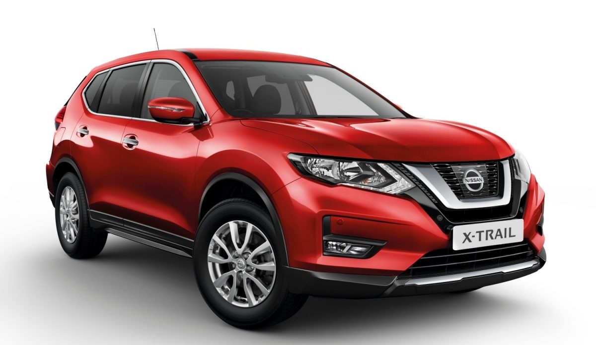 new nissan x trail 4x4 5 or 7 seater car nissan. Black Bedroom Furniture Sets. Home Design Ideas