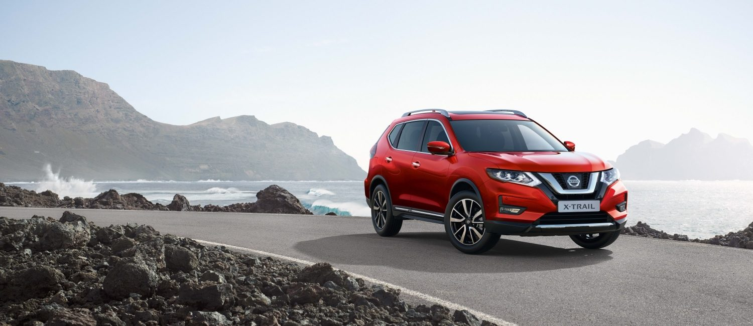 New Nissan X-Trail 4x4