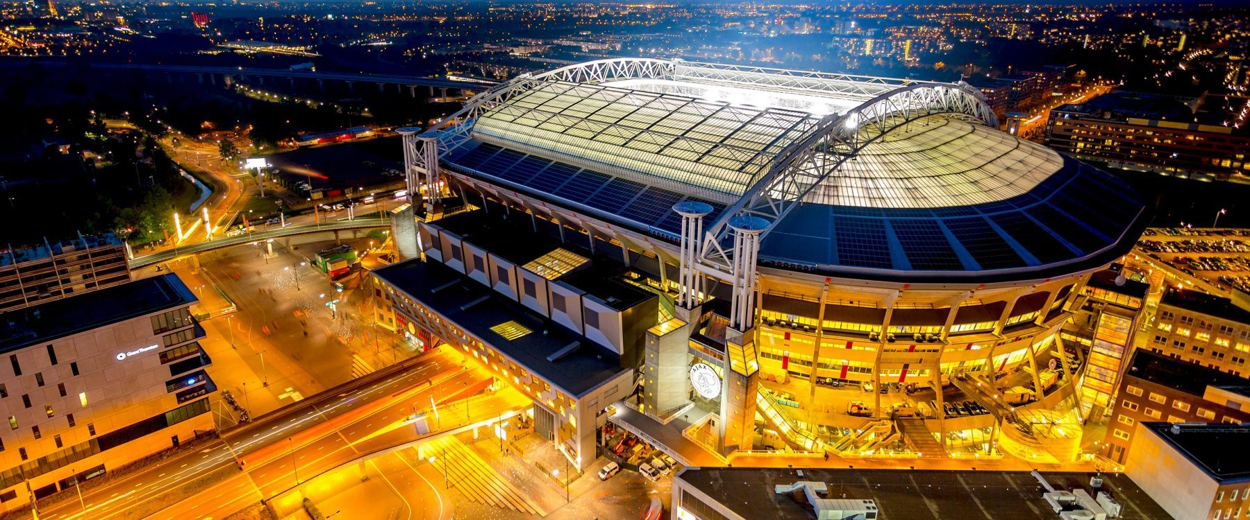 Nissan Electrify The World - Amsterdam ArenA