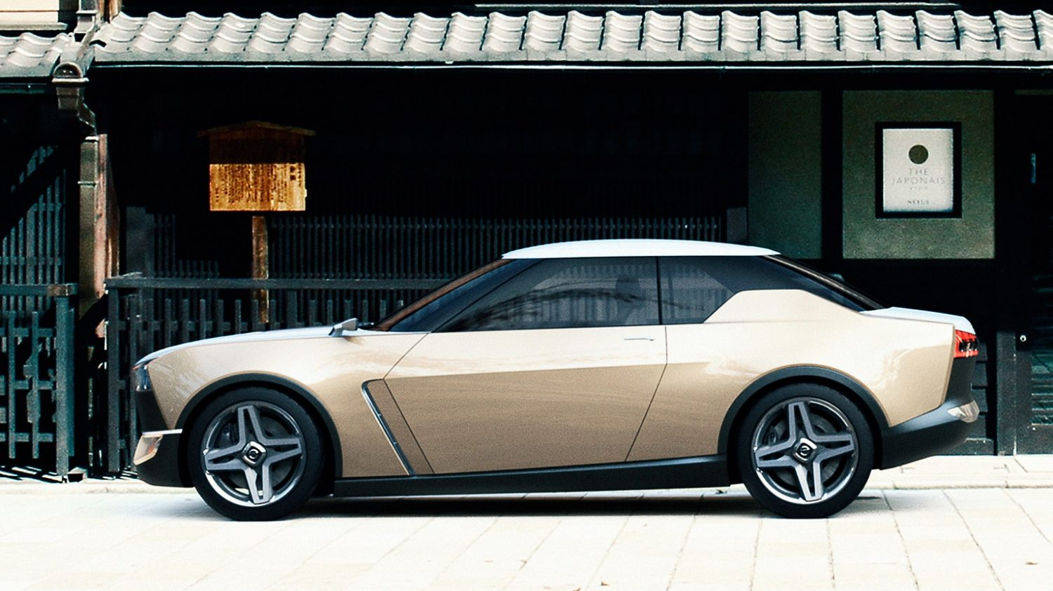 NISSAN Experience – Concept-cars – NISSAN IDx FREEFLOW