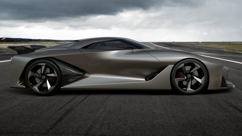 2020 Vision Gran Turismo - Expérience Nissan   Nissan