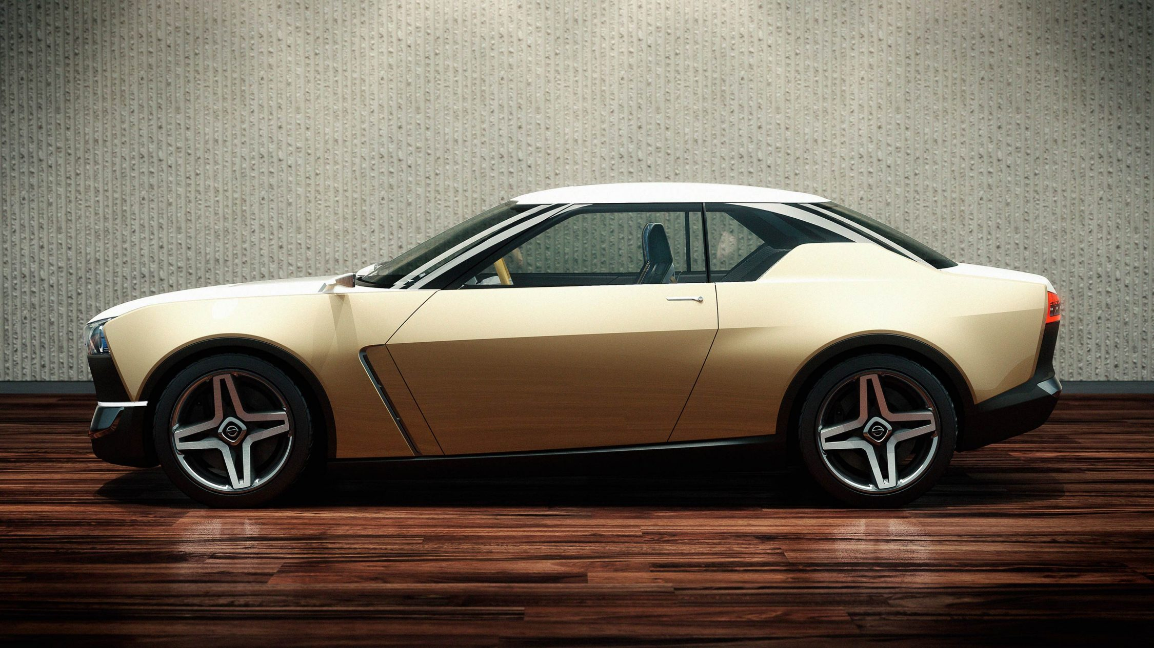 Nissan IDX Freeflow Concept profile