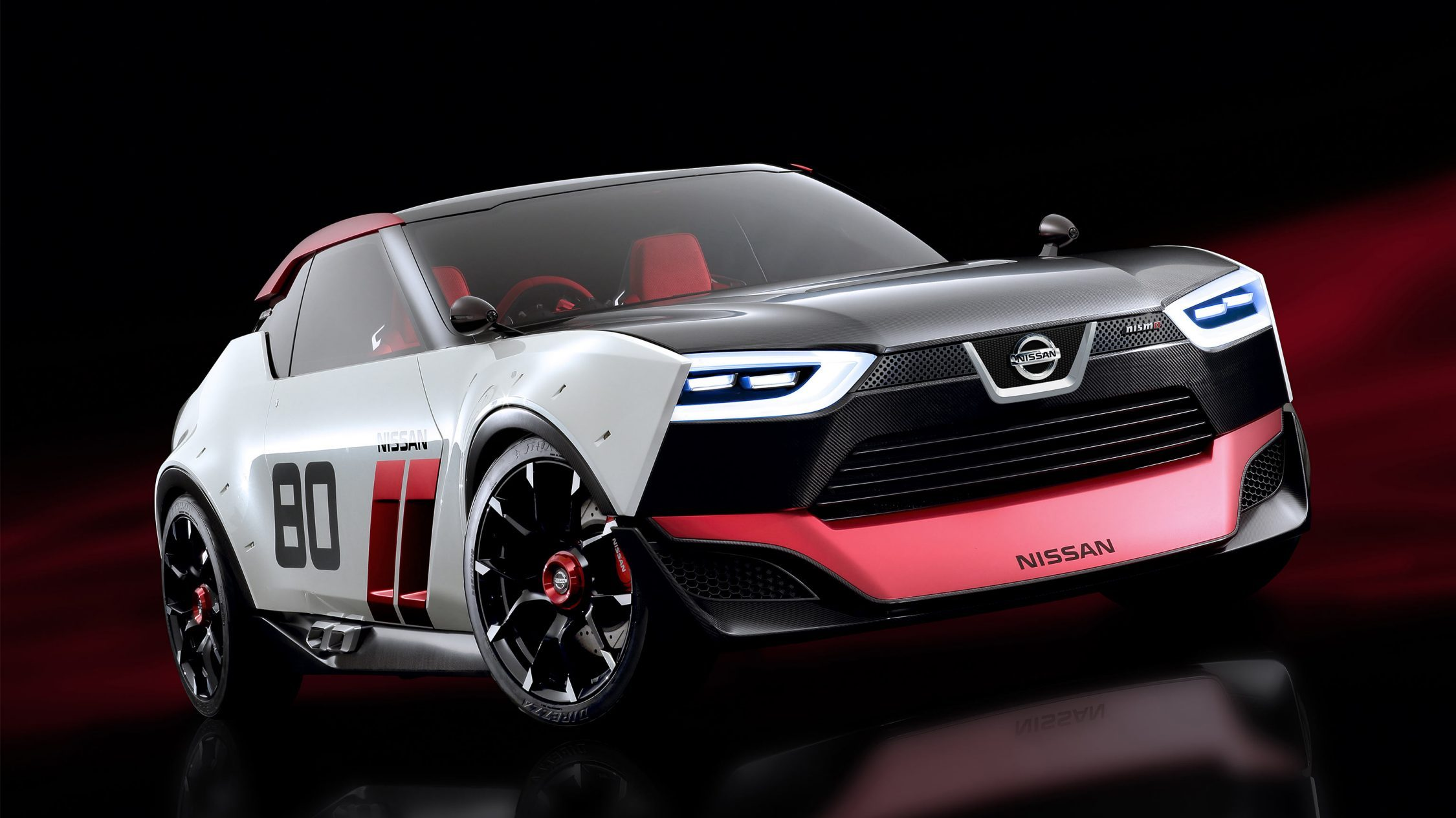Experience Nissan – Konceptbil – IDx NISMO – 3/4-visning forfra