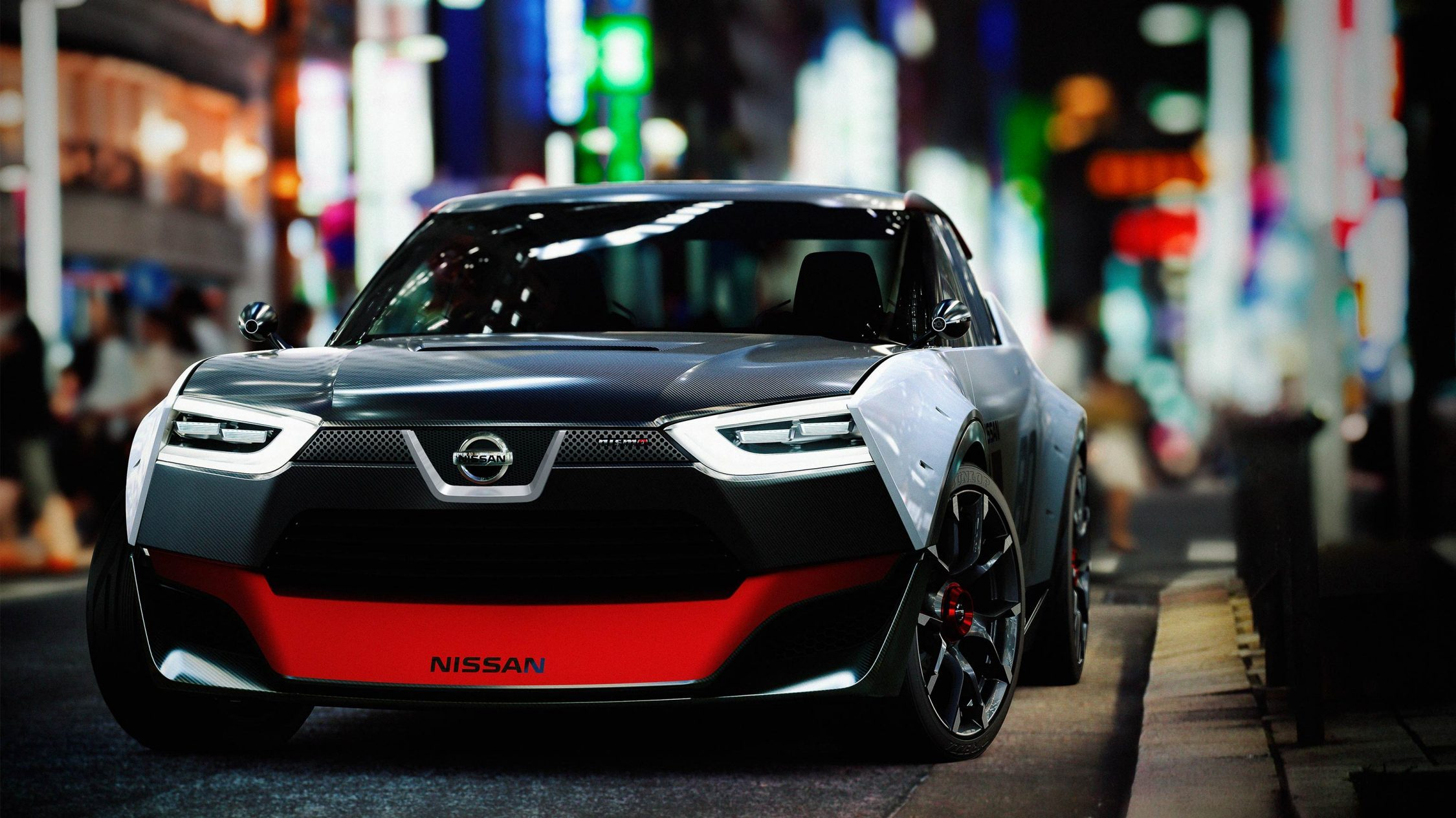 Experience Nissan – Konceptbil – IDx NISMO – Set forfra