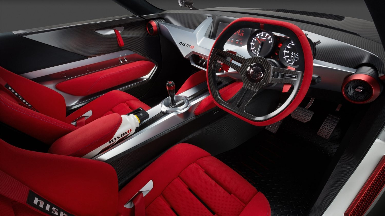 Experience Nissan - Concept car - IDx NISMO - interior view