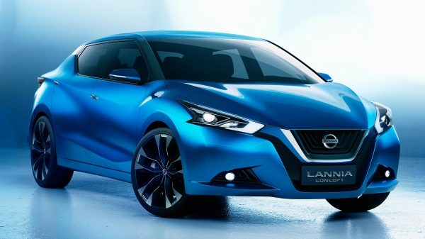 Experience Nissan - Concept car - Lannia - 3/4 front view