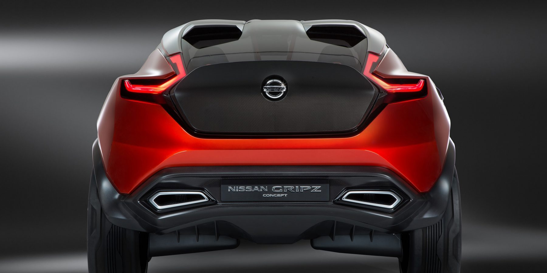 Gripz Concept rear in studio