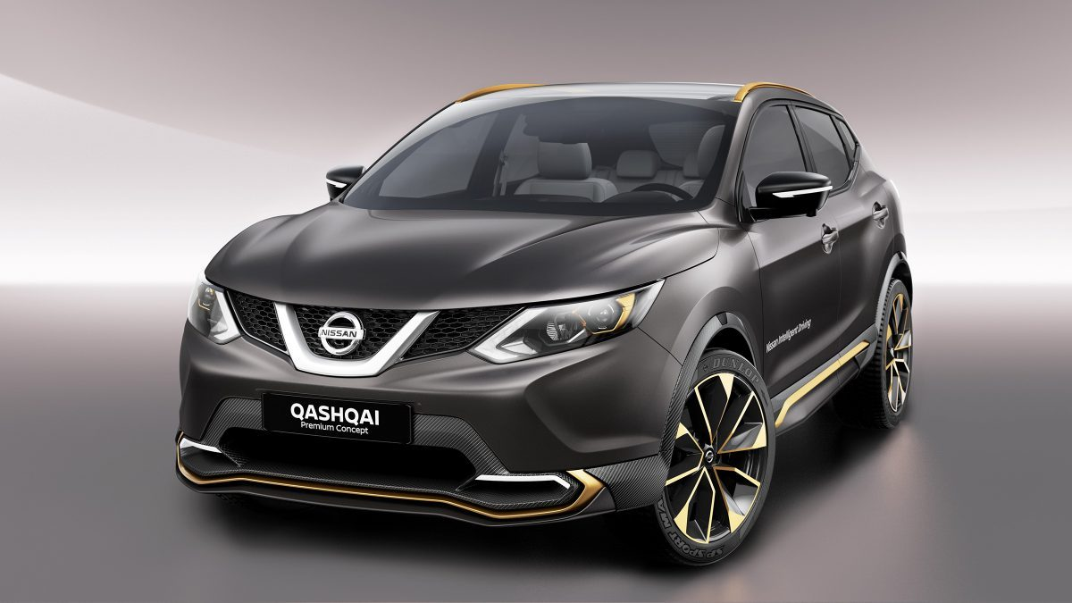 Nissan Qashqai with Pro Pilot