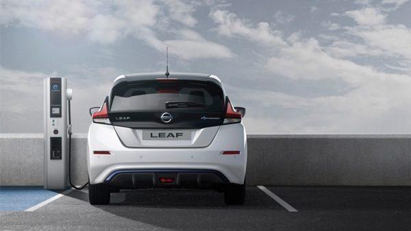 NISSAN Ladestationen für Elektrofahrzeuge