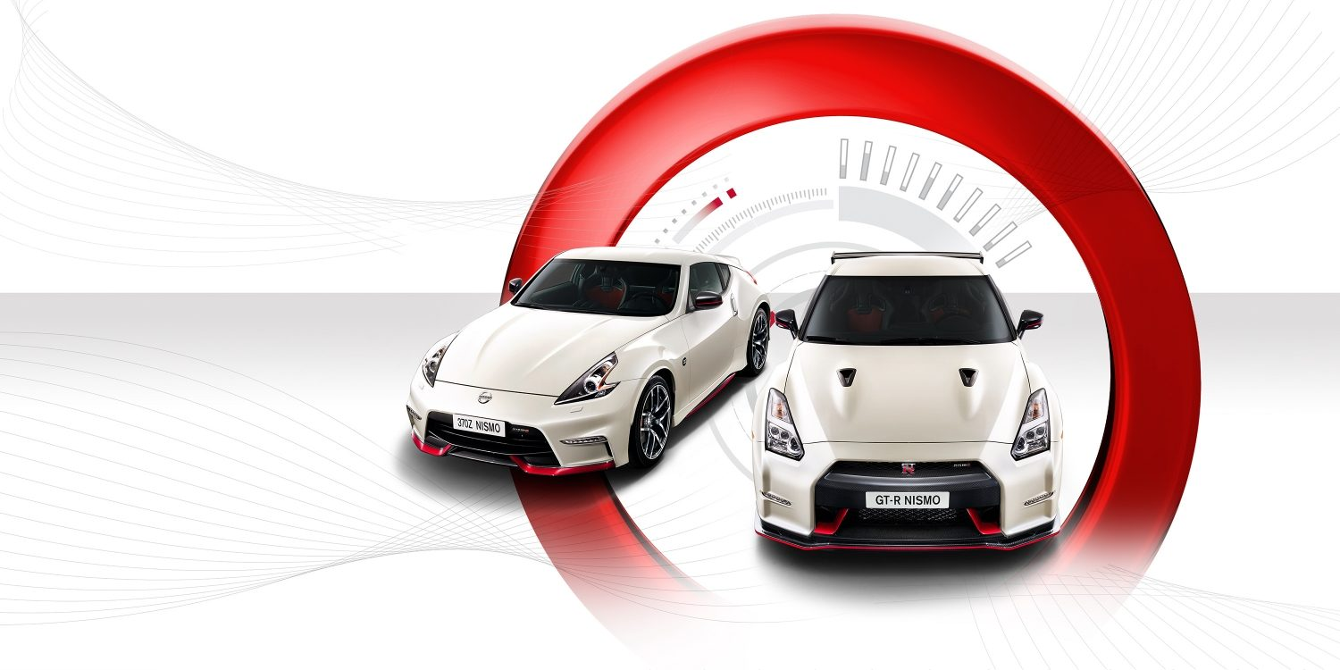 370Z NISMO and GT-R NISMO