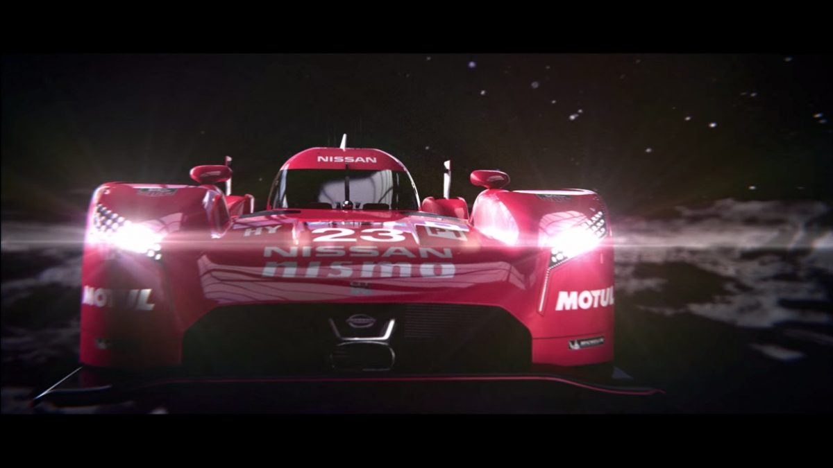 "Nissan - Motorsport - GT-R LM NISMO ""Hero Comes Home"" video."