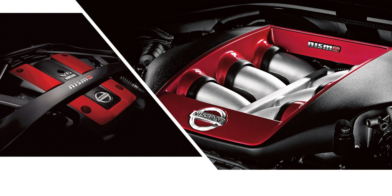 370Z NISMO Motor und?GT-R NISMO Motor