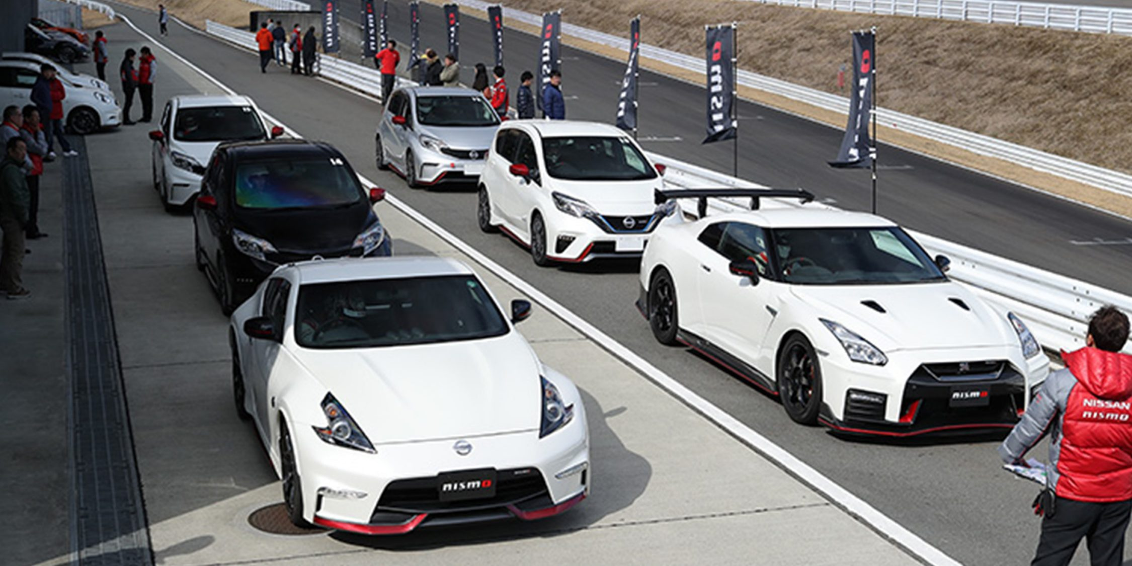Gama do Nismo Driving Academy