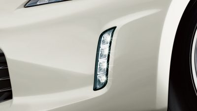 Nissan 370Z | Coupe | LED daytime running lights