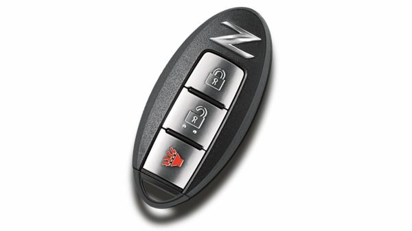 Nissan 370Z COUPÉ - Nissan Intelligent Key