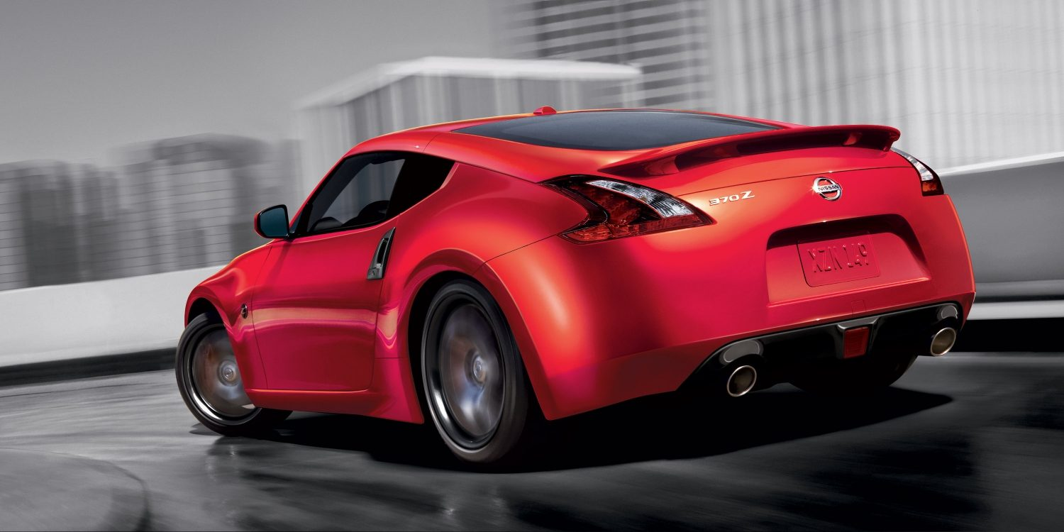 2018 Nissan 370z Features 2 Door Coupe Sports Car Engine Diagram Taking