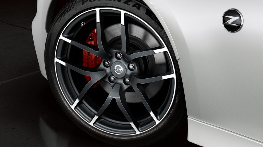 Nissan 370Z Nismo wheels