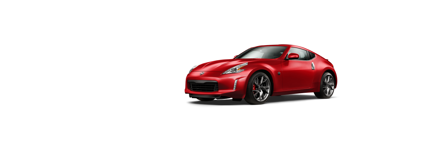 370Z COUPE - Vibrant Red