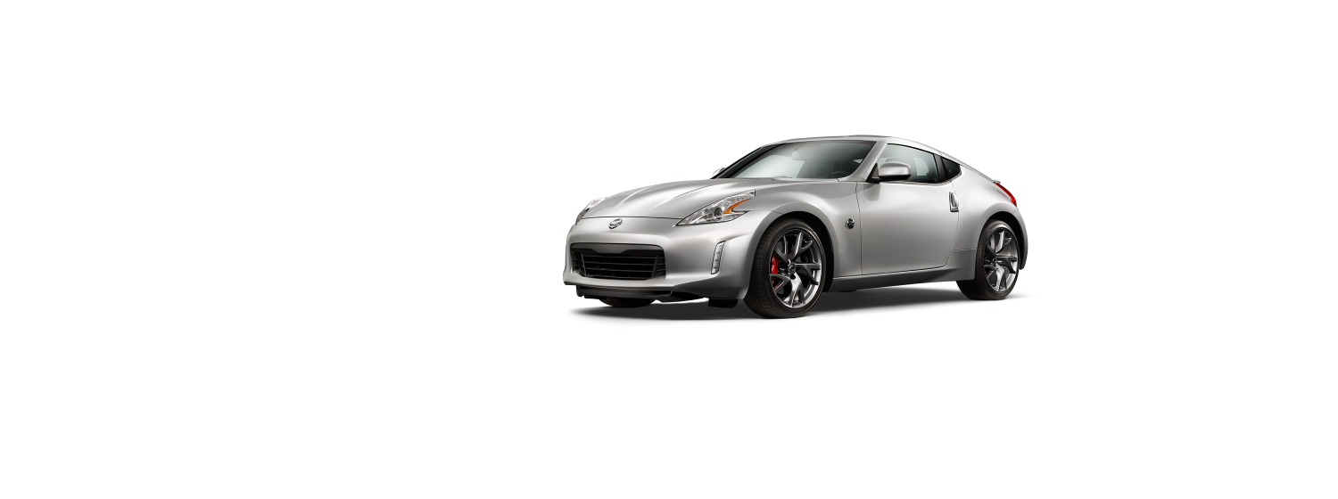 370Z COUPE - New Silver