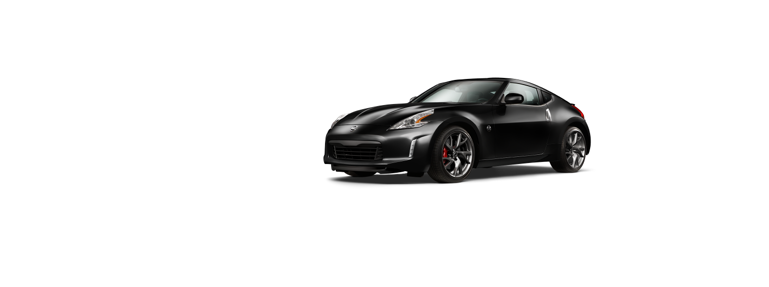 370Z COUPE - Black Pearl