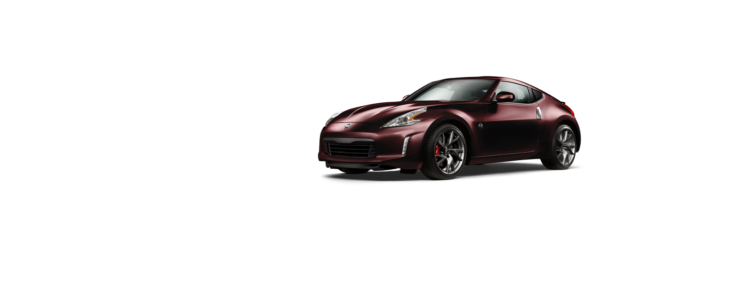 370Z COUPE - Black Rose