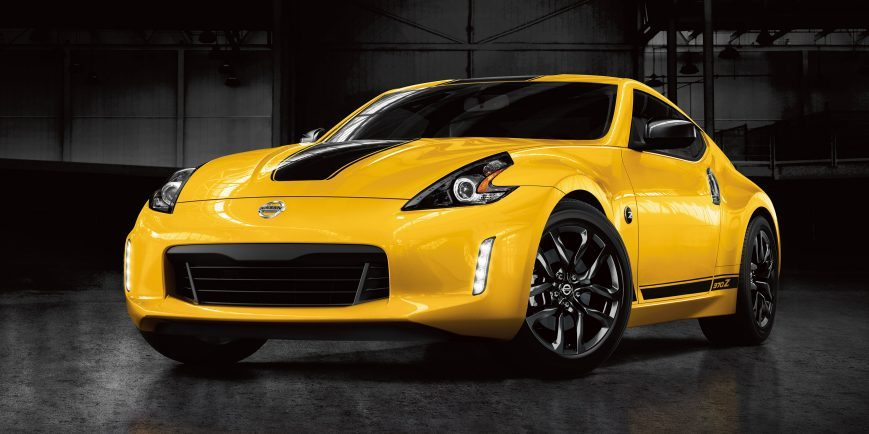 2018 Nissan 370z Sports Coupe Nissan Dubai