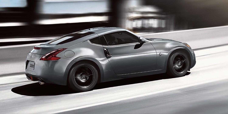 Nissan Sports Car >> Nissan 370z Sports Coupe Nissan Dubai