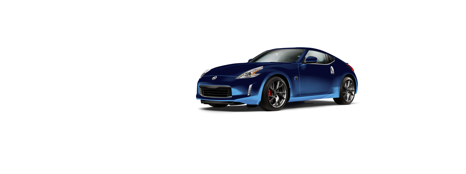 370Z COUPE - RACING BLUE