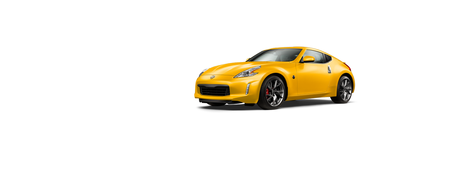 370z Coupé Ultimate Yellow