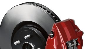 Nissan 370Z | Coupe | 355 mm front brake discs