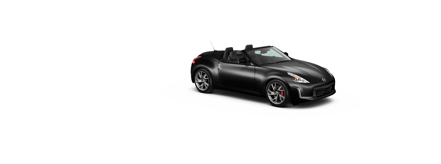 370Z Roadster - Diamond Black