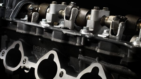 Nissan 370Z continuously variable valve timing