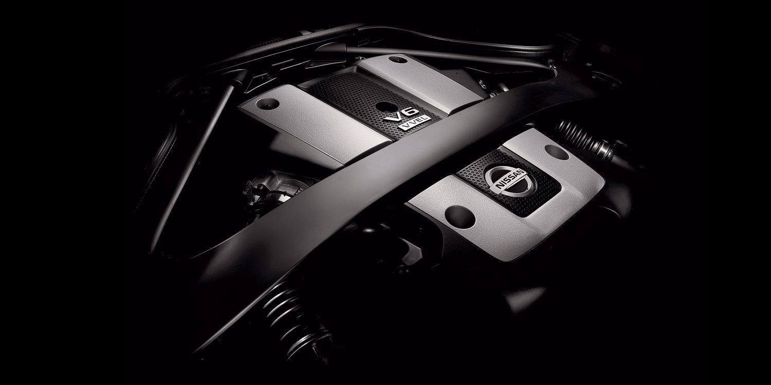 Nissan 370Z VQ V6 Engine