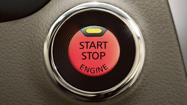 Nissan Altima Push Button Start