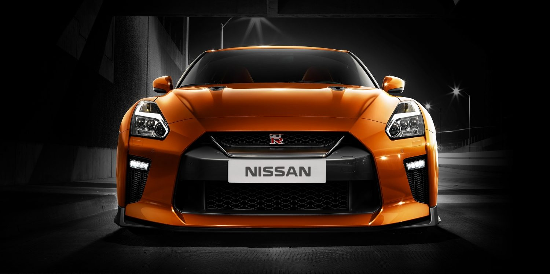 Nissan GT-R Interior & Exterior Design