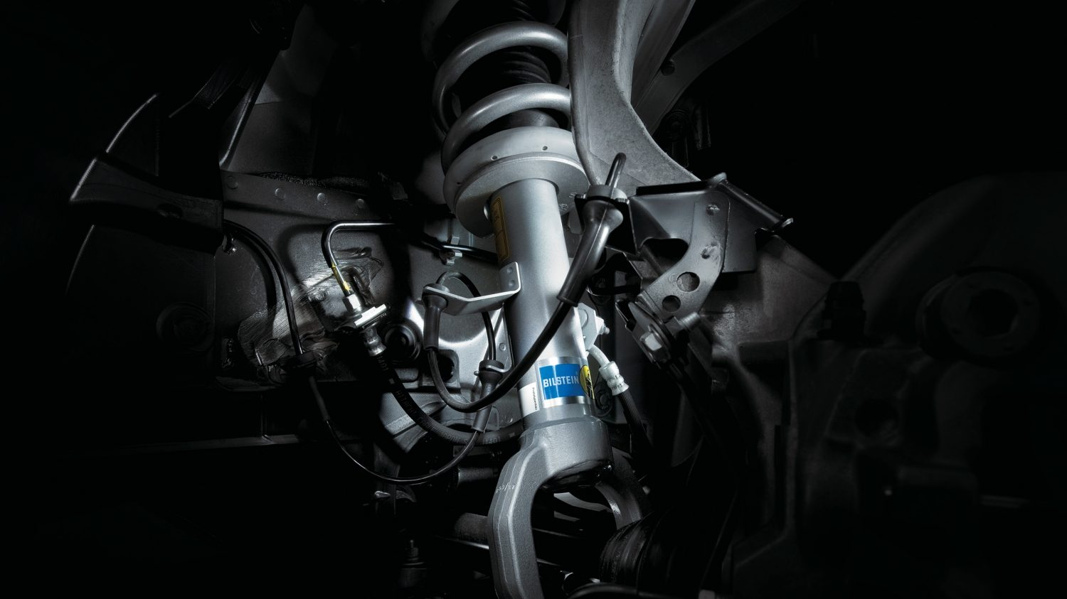 Nissan GT-R NISMO - suspension