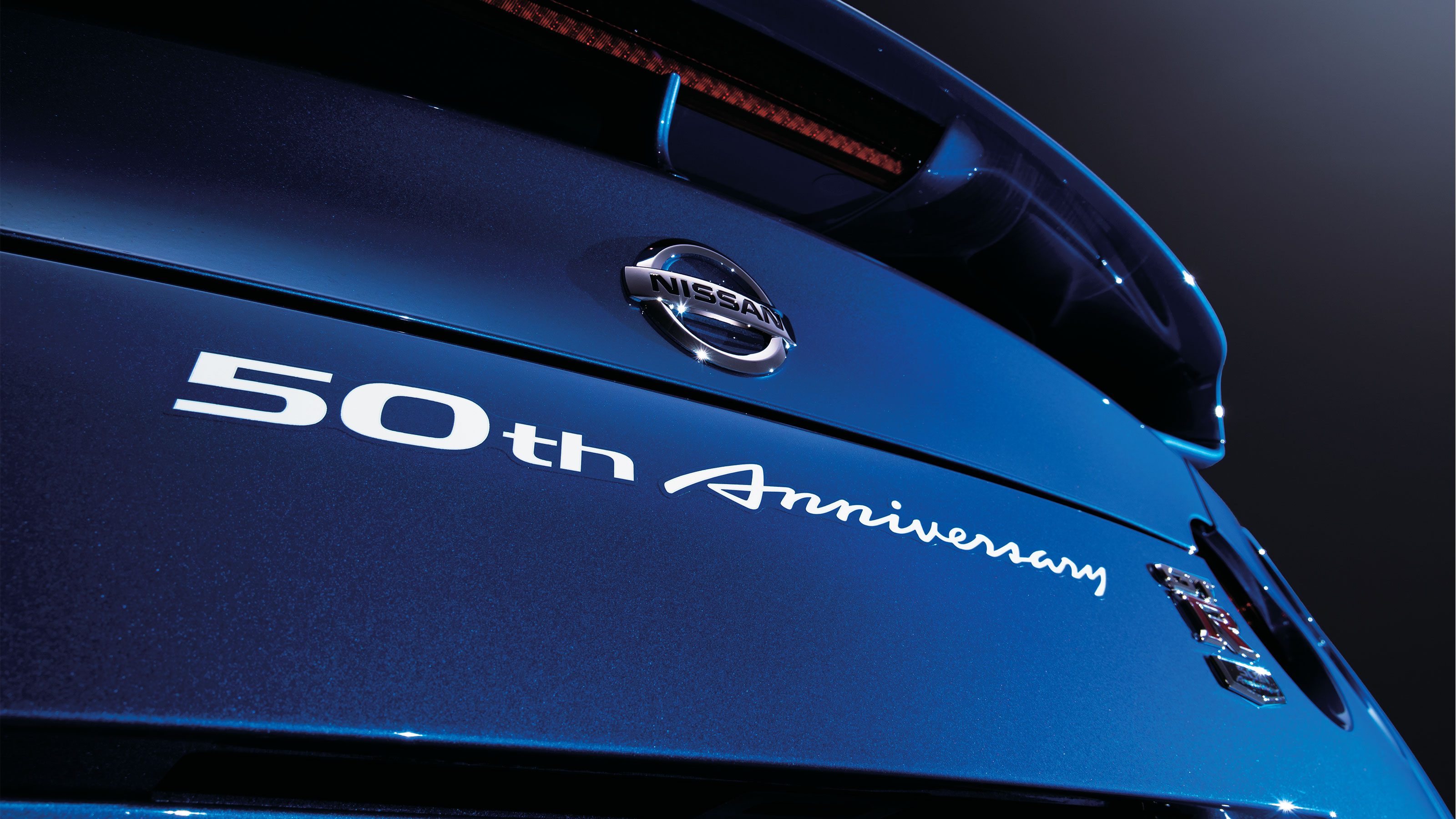 Nissan GT-R 50th Anniversary graphics